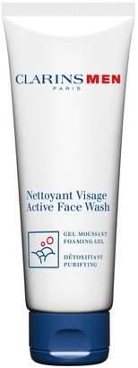 Clarins Active Men's Face Wash