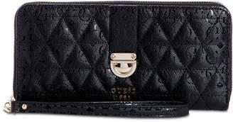 GUESS Tabbi Zip Around Wallet