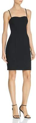 French Connection Whisper Light Sweetheart Sheath Dress