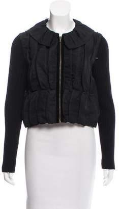 Lanvin Silk Lightweight Jacket