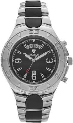 Croton Men's Super C Stainless Steel Watch