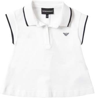 Emporio Armani Cotton Piqué Polo Shirt
