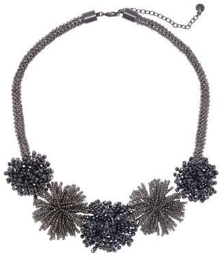 BaubleBar Riviera Beaded Statement Necklace