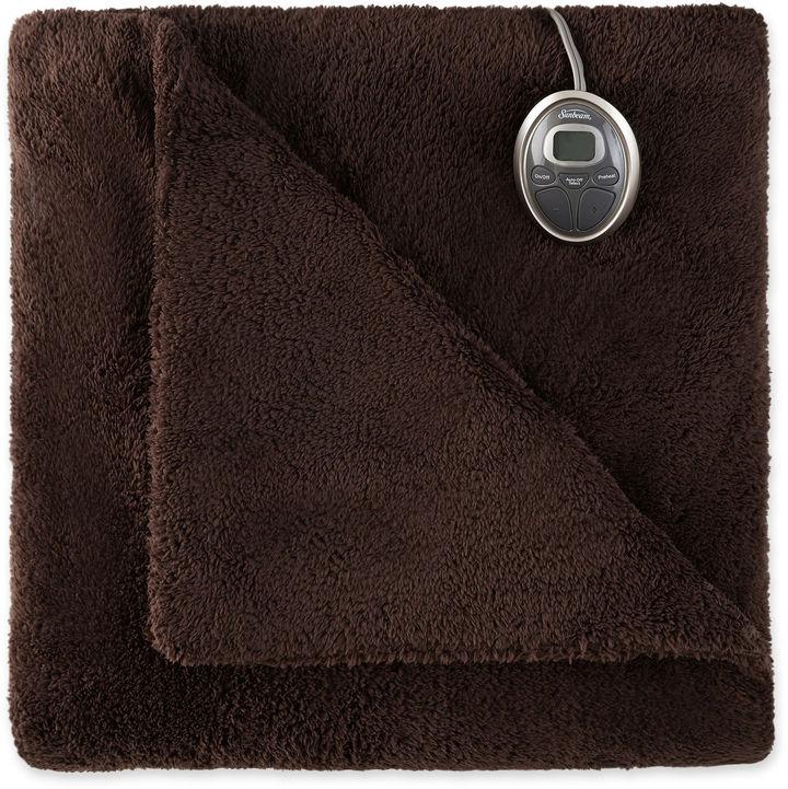 Sunbeam SlumberRest LoftTec Heated Blanket