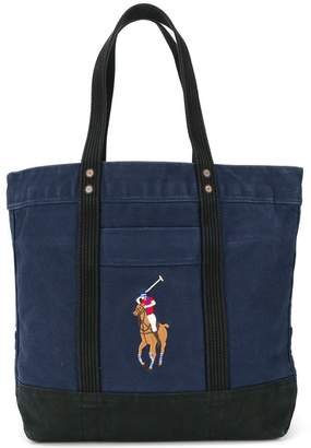Polo Ralph Lauren Big Pony tote bag