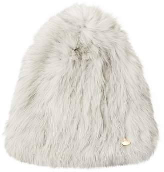 Yves Salomon Rabbit Fur Hat