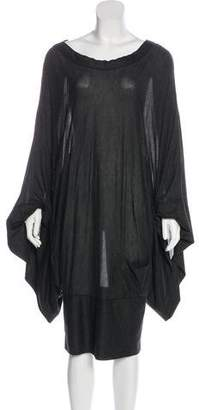 Stella McCartney Oversize Jersey Dress