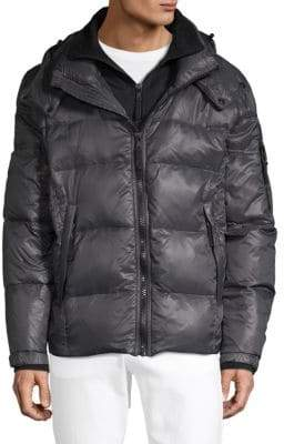 S13/Nyc Downhill Quilted Puff Down Jacket