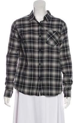 Burton Long Sleeve Flannel Top w/ Tags