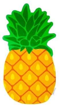 Sunnylife Pineapple Shaped Cotton Towel