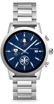 Tory Burch Gigi Stainless Steel Bracelet Watch