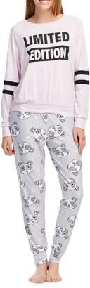 Sleep Riot 2-Piece Pyjama Set