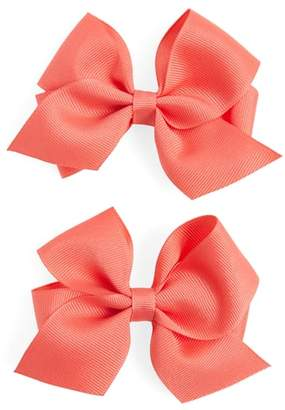 PLH Bows & Laces Bow Clips