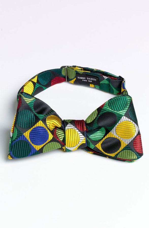 Robert Talbott Silk Bow Tie