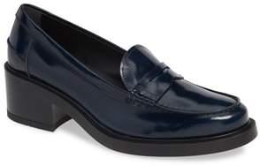 Tod's Block Heel Loafer