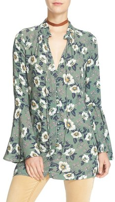 Women's Free People 'Magic Mystery' Tunic Top $108 thestylecure.com