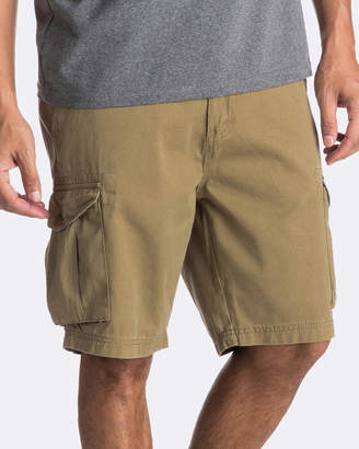 Quiksilver Mens Crucial Battle Cargo Walk Short