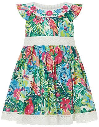 Monsoon Baby Jovana Print Dress