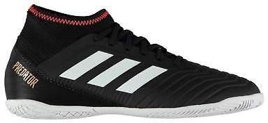 Kids Predator Tango 18.3 Junior Indoor Football Trainers Boots Lace Up
