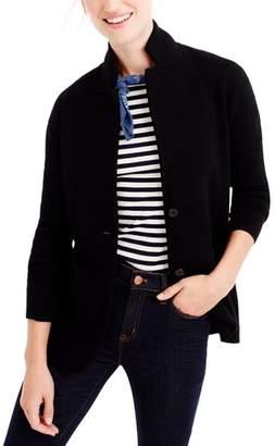 J.Crew Merino Wool Sweater Blazer