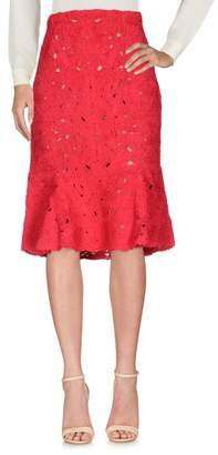 Salvatore Ferragamo 3/4 length skirt