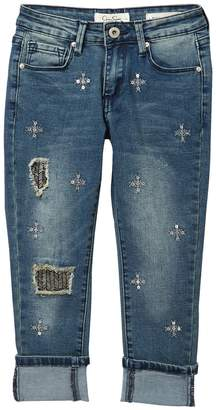 Jessica Simpson Kiss Me Girlfriend Jeans (Big Girls)