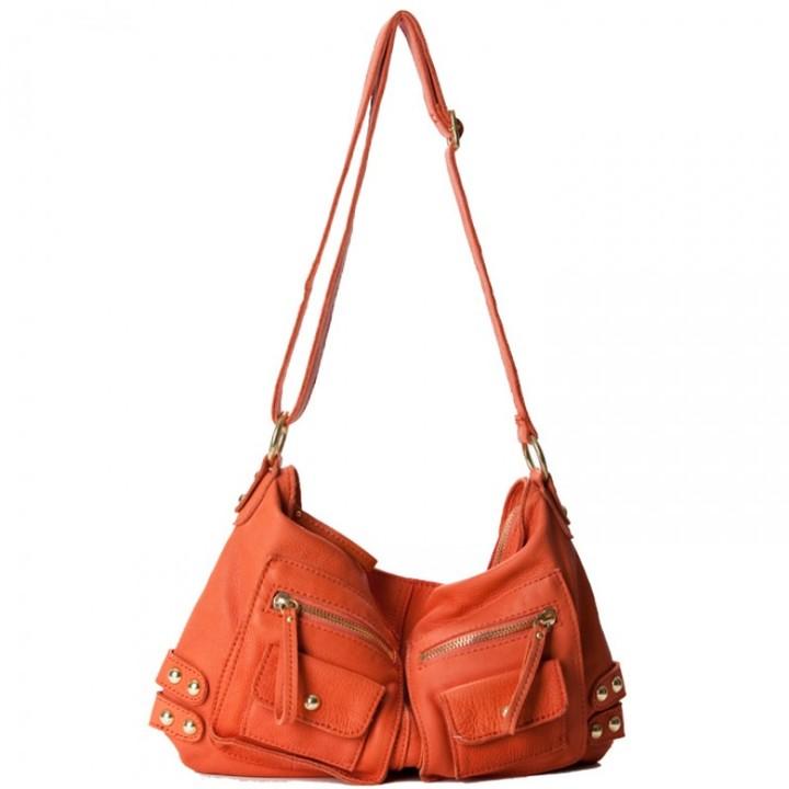Linea Pelle Dylan Messenger Handbag