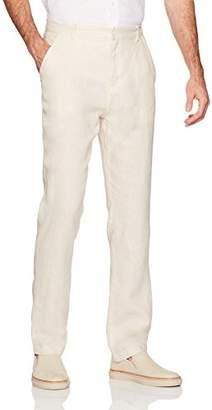 Isle Bay Linens Men's 100% Linen Pant