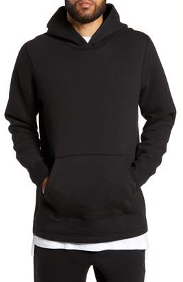 Wings + Horns Side Zip Hoodie
