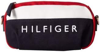 Tommy Hilfiger Sporty Signature Canvas Bodybag Handbags