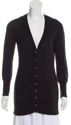 Cotton by Cashmere Knit Lightweight Cardigan