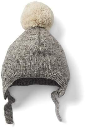 Pom-pom marled hat $19.95 thestylecure.com