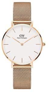 Daniel Wellington Melrose Watch Gold Mesh Watch