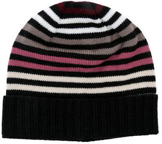 Missoni Missoni Striped Wool Hat