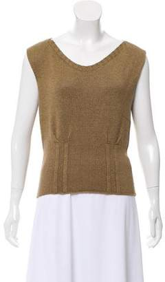 Max Mara Weekend Rib Knit Sweater