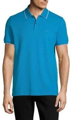 HUGO BOSS Parlay Cotton Polo