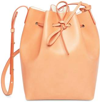 Mansur Gavriel Cammello Bucket Bag