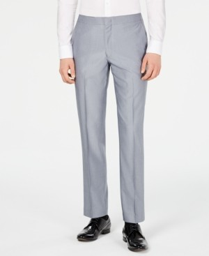 Ryan Seacrest Distinction Men's Slim-Fit Stretch Prom Suit Pants, Created for Macy's