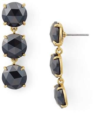 Kate Spade Triple Stone Drop Earrings