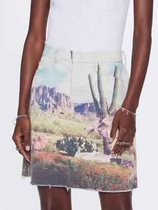 Mother The Tomcat Mini Skirt Fray - Revenge On Superstition Mountain