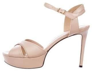 Stuart Weitzman Nexus Platform Sandals