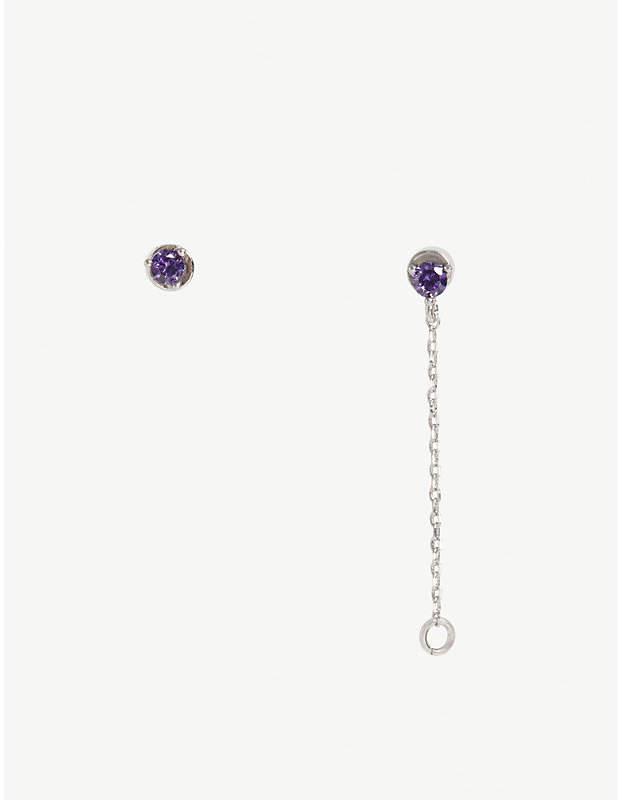 Astrid & Miyu Aquarius Zodiac earrings