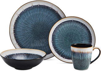 Mikasa Reed 16-Pc. Dinnerware Set, Service for 4