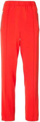 Rag & Bone side striped track trousers