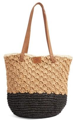 Rip Curl Beach Bag - Ivory $49.50 thestylecure.com