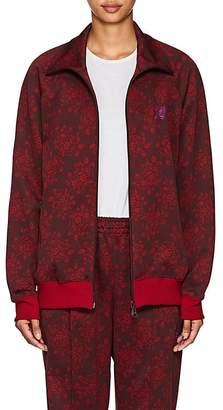 Needles Women's Floral Jersey Track Jacket