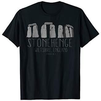 Stonehenge Ancient Britain Archaeology History T-shirt