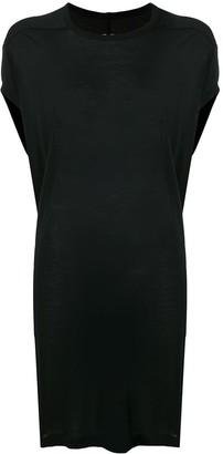 Rick Owens high low T-shirt dress