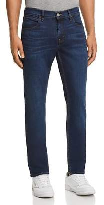 Hudson Byron Straight Fit Jeans in Big Dog