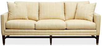 Michael Thomas Collection Arden Sofa - Marigold/Beige